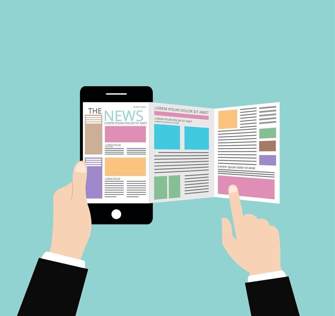 APP filtra noticias relevantes para você