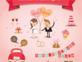 Aplicativos que facilitam a organização de casamentos