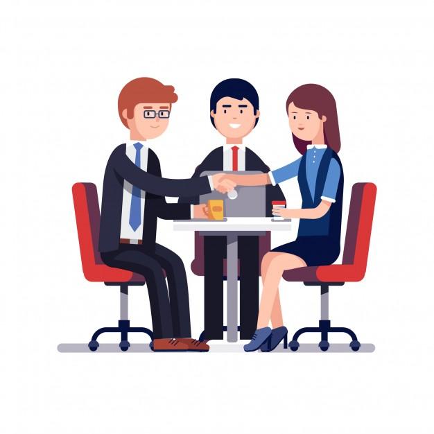 Monte uma equipe ideal para a sua startup