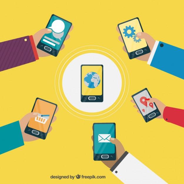 A importância dos apps móveis para pequenas empresas