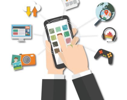 Como faço para começar a empreender em um aplicativo móvel?