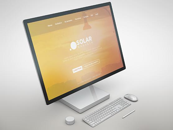 Case Solar Manager - Plataforma do setor fotovoltaico