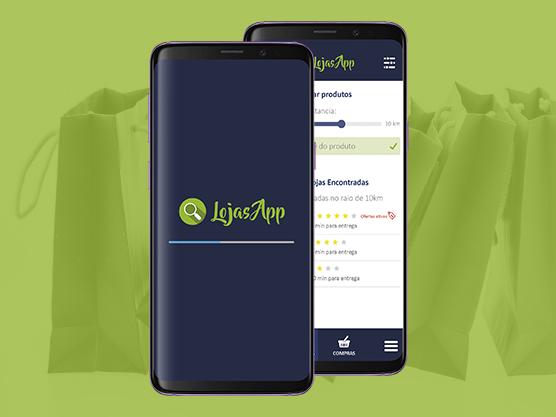 lojas app