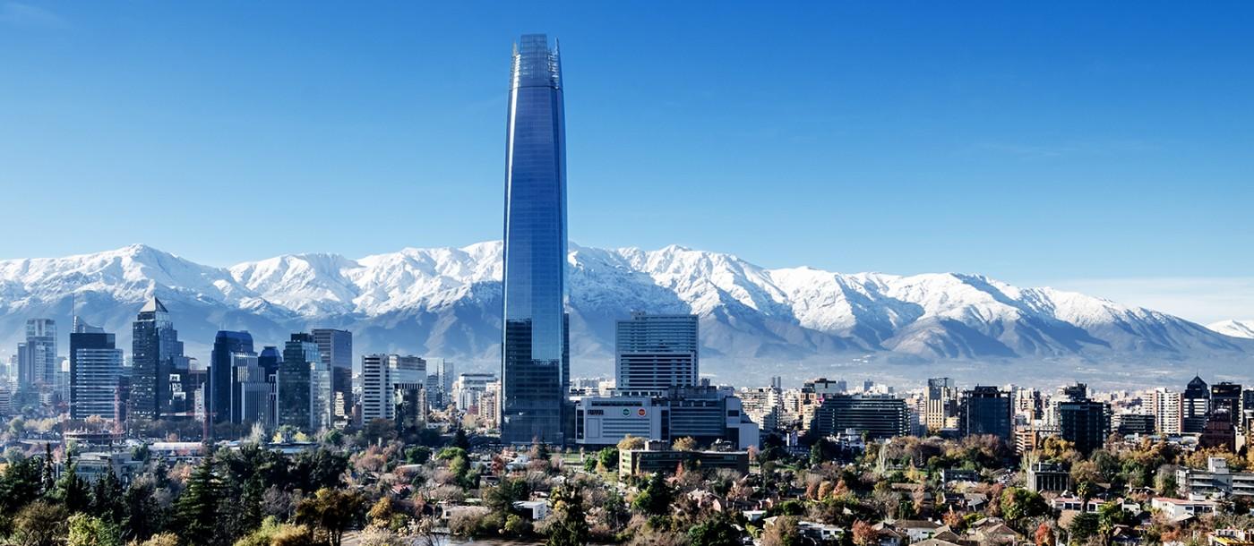 Chi chi chi le le le - Viva a Crosoften no Chile !