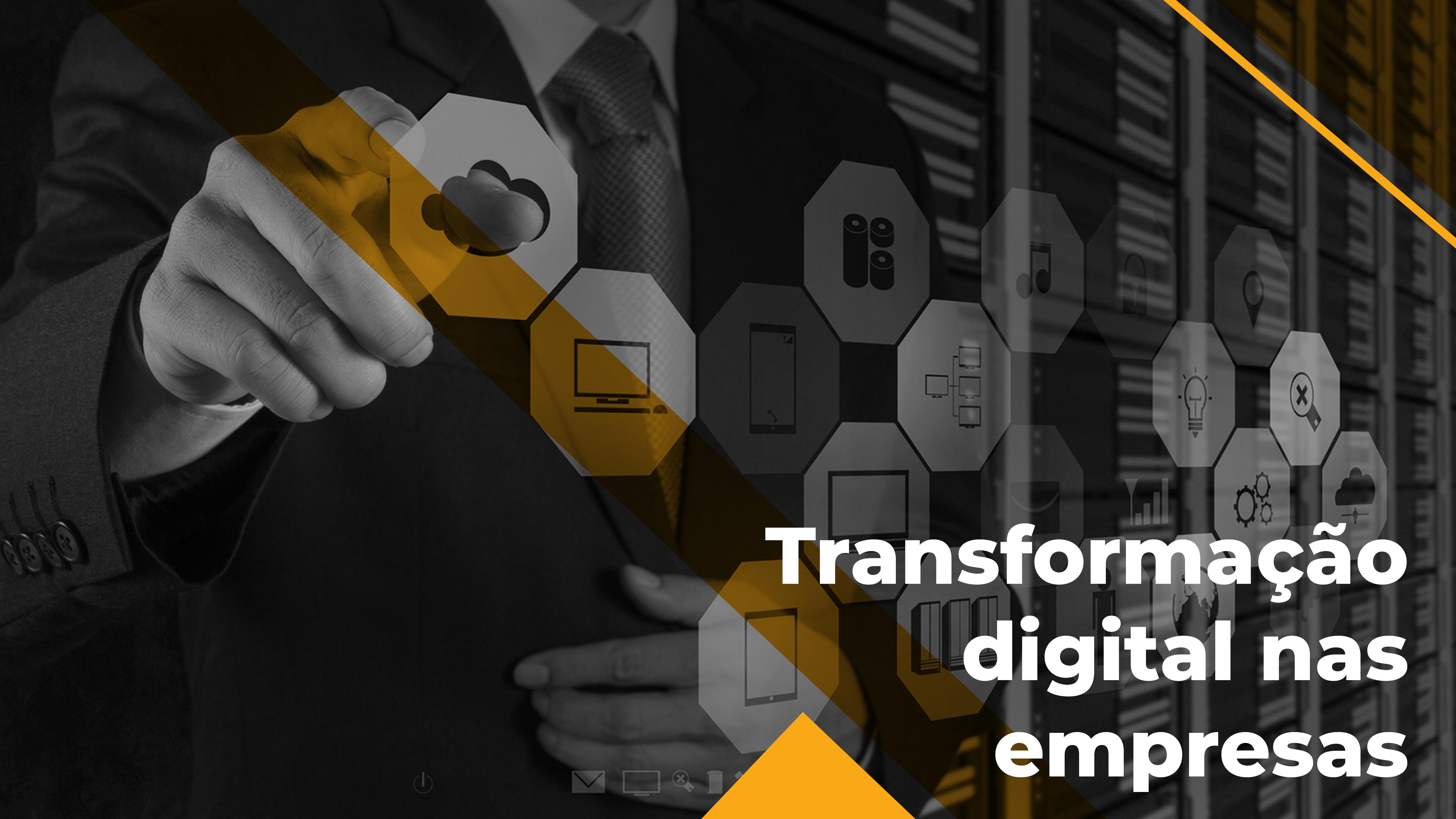 Pilares da transformação digital nas empresas