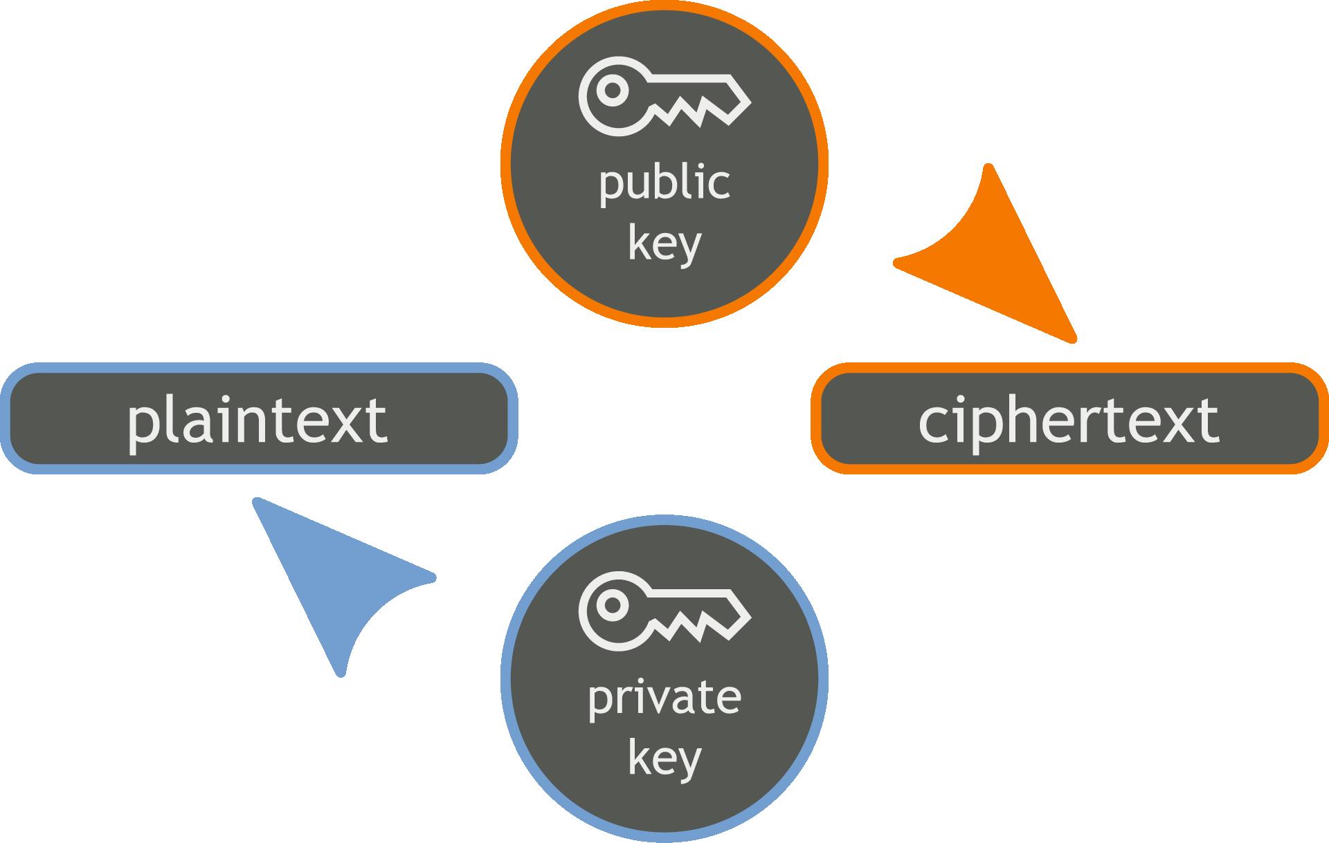 Criptografia de chaves públicas e privadas garante a alta segurança da Blockchain.