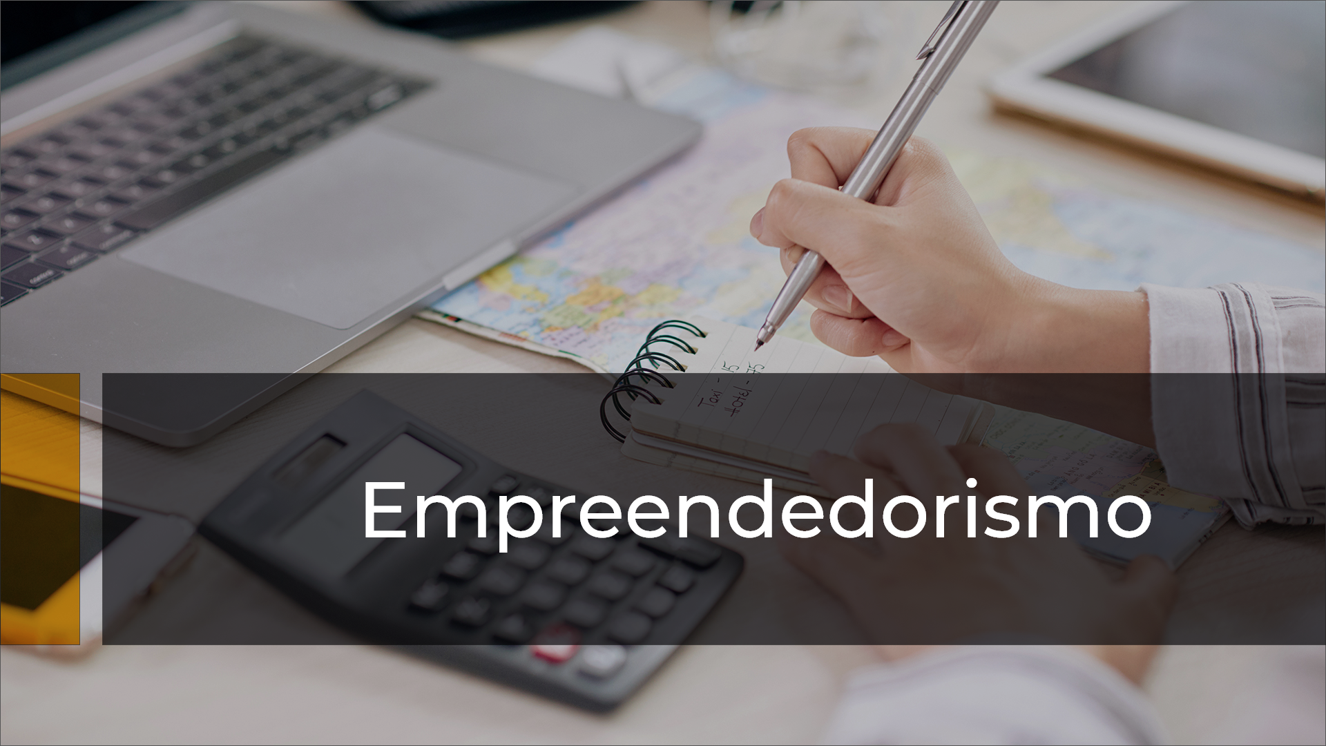 Categoria de empreendedorismo do blog CroSoften