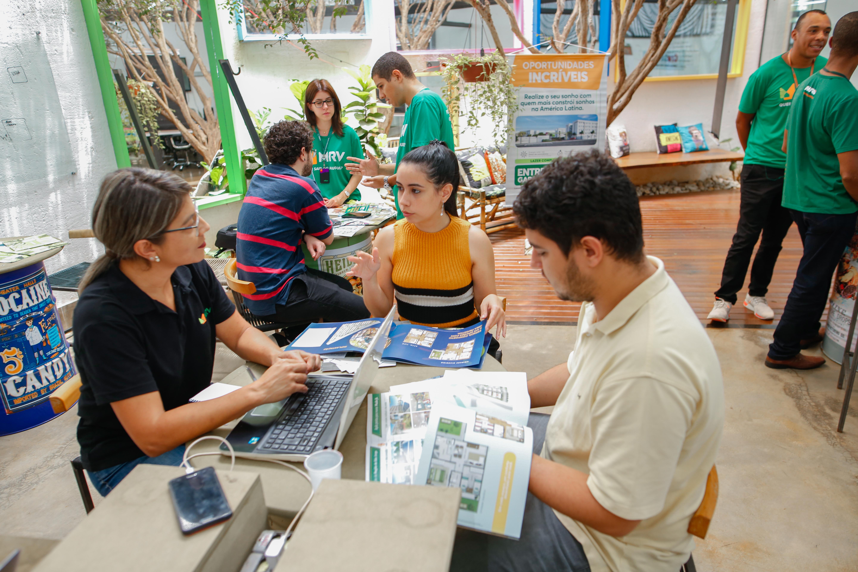 Ação interna promovida por parceria entre CroSoften e MRV Uberlândia