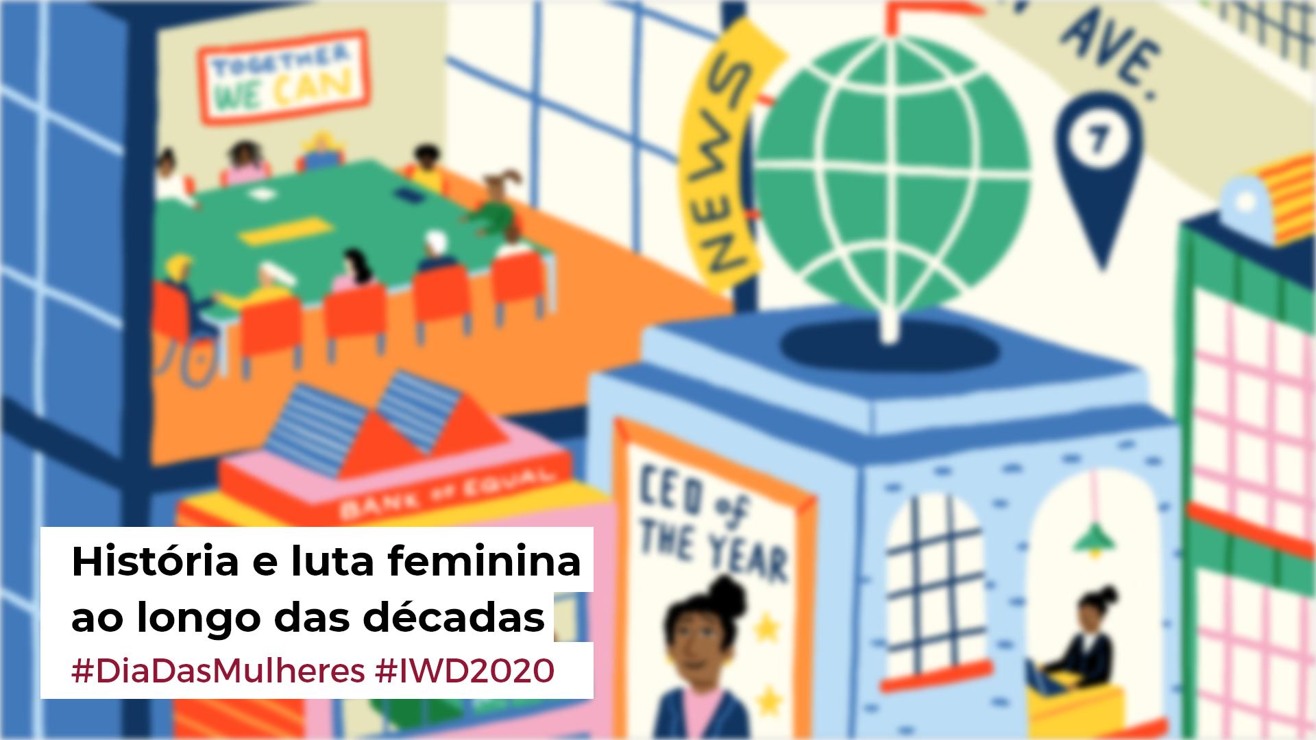Dia Internacional da Mulher 2020 - CroSoften