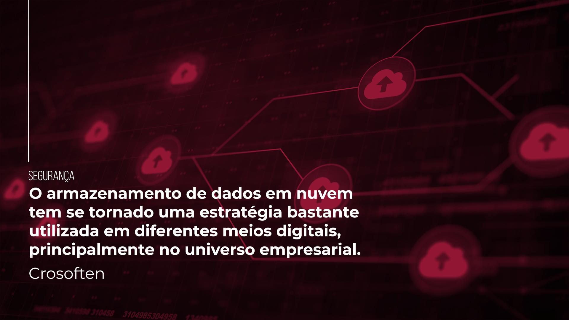 A segurança da computação na nuvem é um serviço em rápido crescimento que oferece muitas das mesmas funcionalidades que a segurança de TI tradicional.