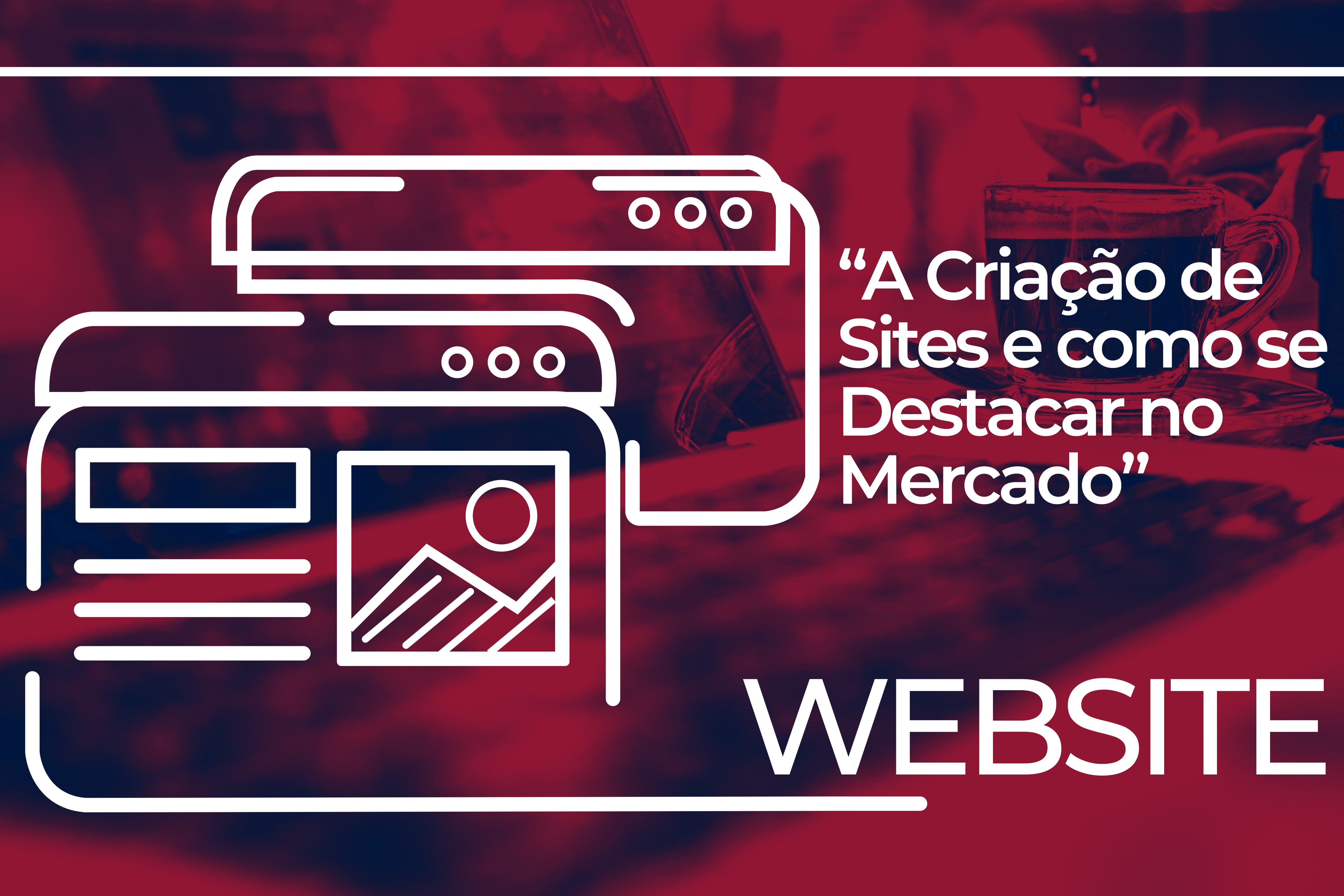 A criação de sites para se destacar no mercado, é um elemento essencial. Agora, marcar presença na internet é algo imprescindível para qualquer empresa.