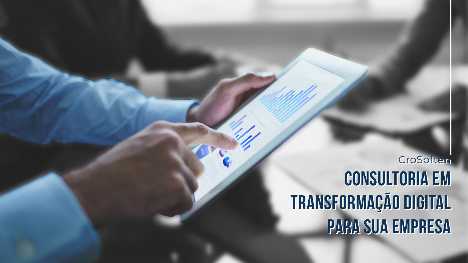 Consultoria em Transformação Digital para sua Empresa